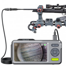 Teslong NTG500 114 cm / 45-Inch Flexible Rifle Borescope with 5-inch IPS Screen