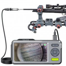 Teslong NTG500H 26-Inch / 66cm Rigid Rifle Borescope with 5-inch IPS Screen