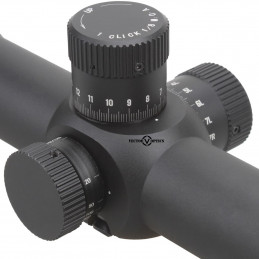 Atlas 5-30x56SFP Riflescope