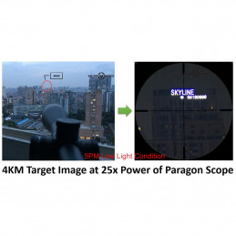 Paragon 6-30x56SFP Riflescope