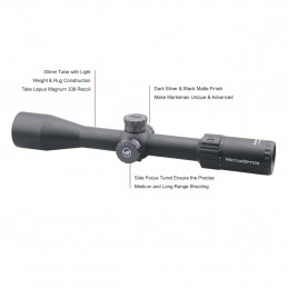 Marksman 4-16x44FFP Riflescope