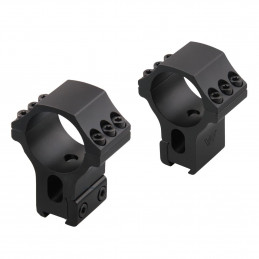 """30mm X-Accu 1.5"""" Profile Dovetail Rings"""