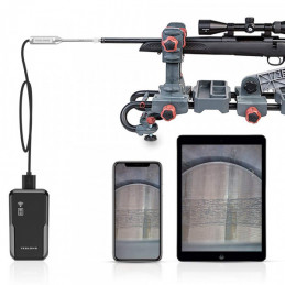26inch / 67cm Wifi Rigid Rifle Borescope for Iphone Ipad Andriod with Wifi Adapter Teslong