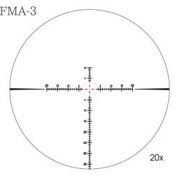 Minotaur 46x60 GenII MFL SFP Riflescope
