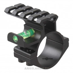 30mm/25.4mm ACD Mount with picatinny rail