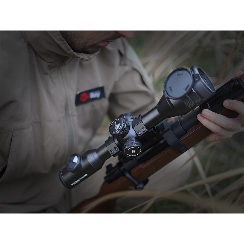 "SEB Standard Rear Bag - 1/2"", 5/8"", 3/8"", 3/4"", and 1 inch."