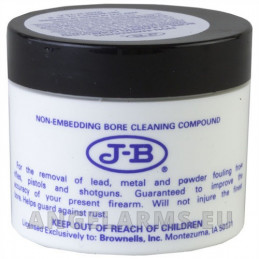 Brownells J-B Non-Embedding Bore Cleaning Compound 2 oz. (57 g)