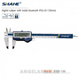 Digital Caliper with inside bluetooth 0-150mm SHAHE