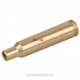6.5x55mm Cartridge Red Laser Bore Sight