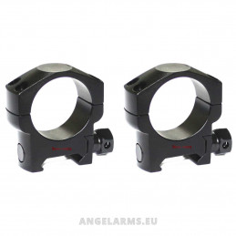 Tactical 30mm Low Mark Weaver Mount Ring
