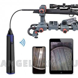 36inch / 92cm Flexible Rifle Borescope with Wi-Fi Adapter Teslong