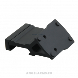 MAG Red Dot Sight Offset Picatinny Mount